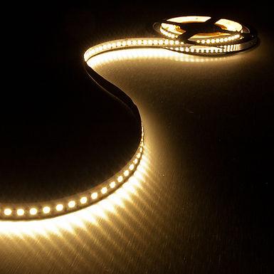 ROULEAU RUBAN LED 22 W/m 128 LEDs/m 3000K COURANT CONSTANT - UR2835BC128CC