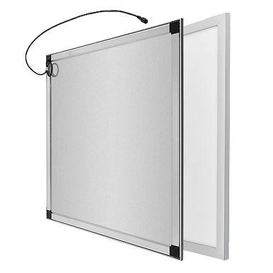 DALLE LED ETANCHE IP65 OPALE 60x60 PALETO - PAOIP6060