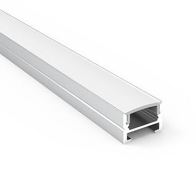PROFIL ALUMINIUM 2500 x 11,9 x 17,1mm URBAN PROFIL 1712 - 40100