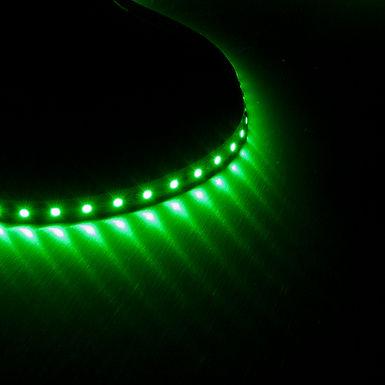 SECTION 62,5mm RUBAN LED 7,7 W/m 96 LEDs/m VERT - SUR3528V96