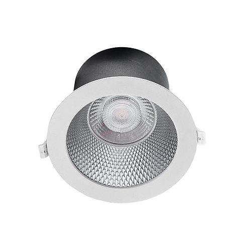 ENCASTRÉ DOWNLIGHT LED FORTE PUISSANCE 50W DIAMÈTRE 190mm OPTILU - OP19050
