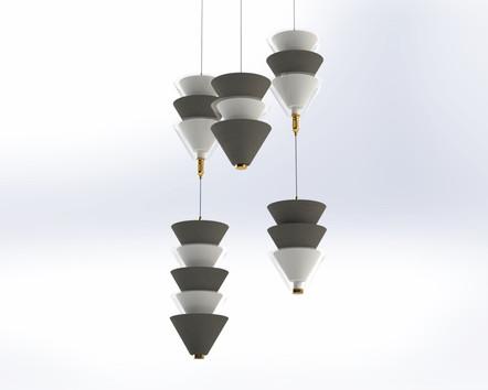 Luminaire Vollana