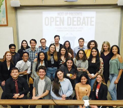 CA25UP.org Students NextUP