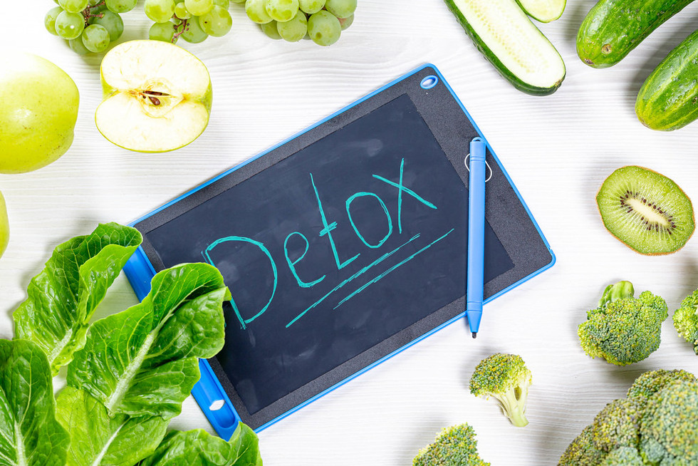 Food you must eat for natural detoxification