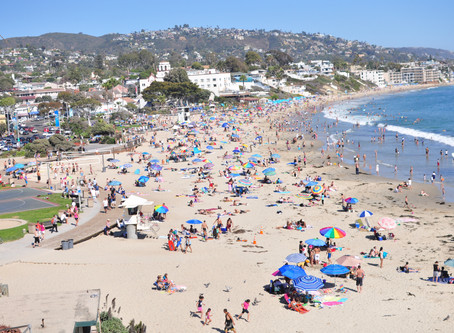 Top 5 Must Visit Beaches In California