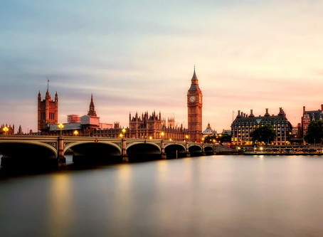 Top 5 attractive places in London to visit