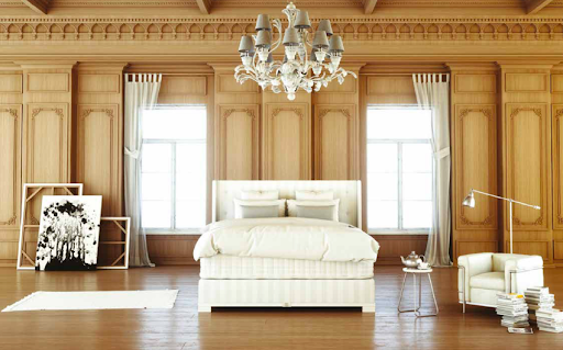 Pauly Beds DesignHotelSupplies