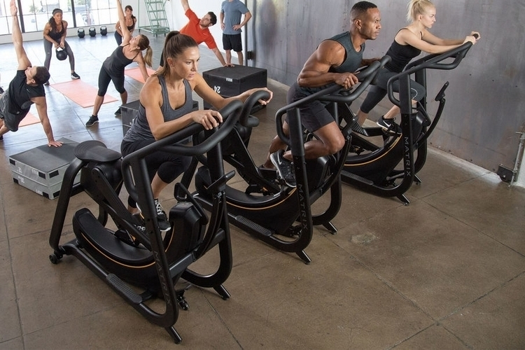 Matrix Hotel Gym