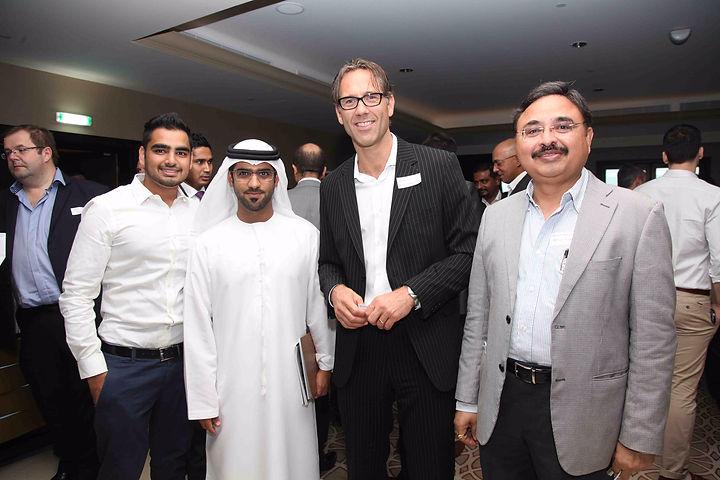 Jeroen Gulickx Speaker Dubai Travel Event.JPG