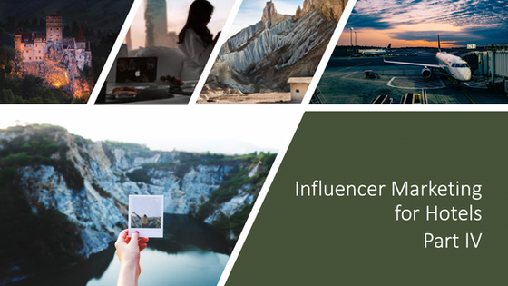Matching brand values with Influencers - Part IV