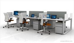 SpaceOfficeSolutions.Benching System
