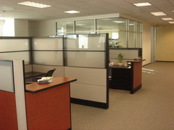 Ethospace With Laminate Tiles