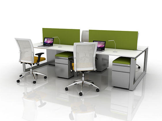 Open Plan Benching Systems