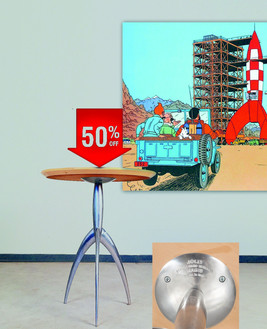 Guéridon Jolly -50%