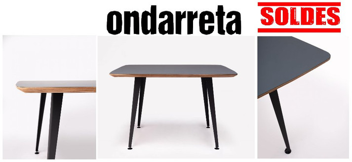 Table Ondarreta en 140/140 -40%