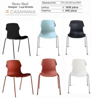 Stereo Chair Casamania