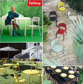 Toni Chair fatboy