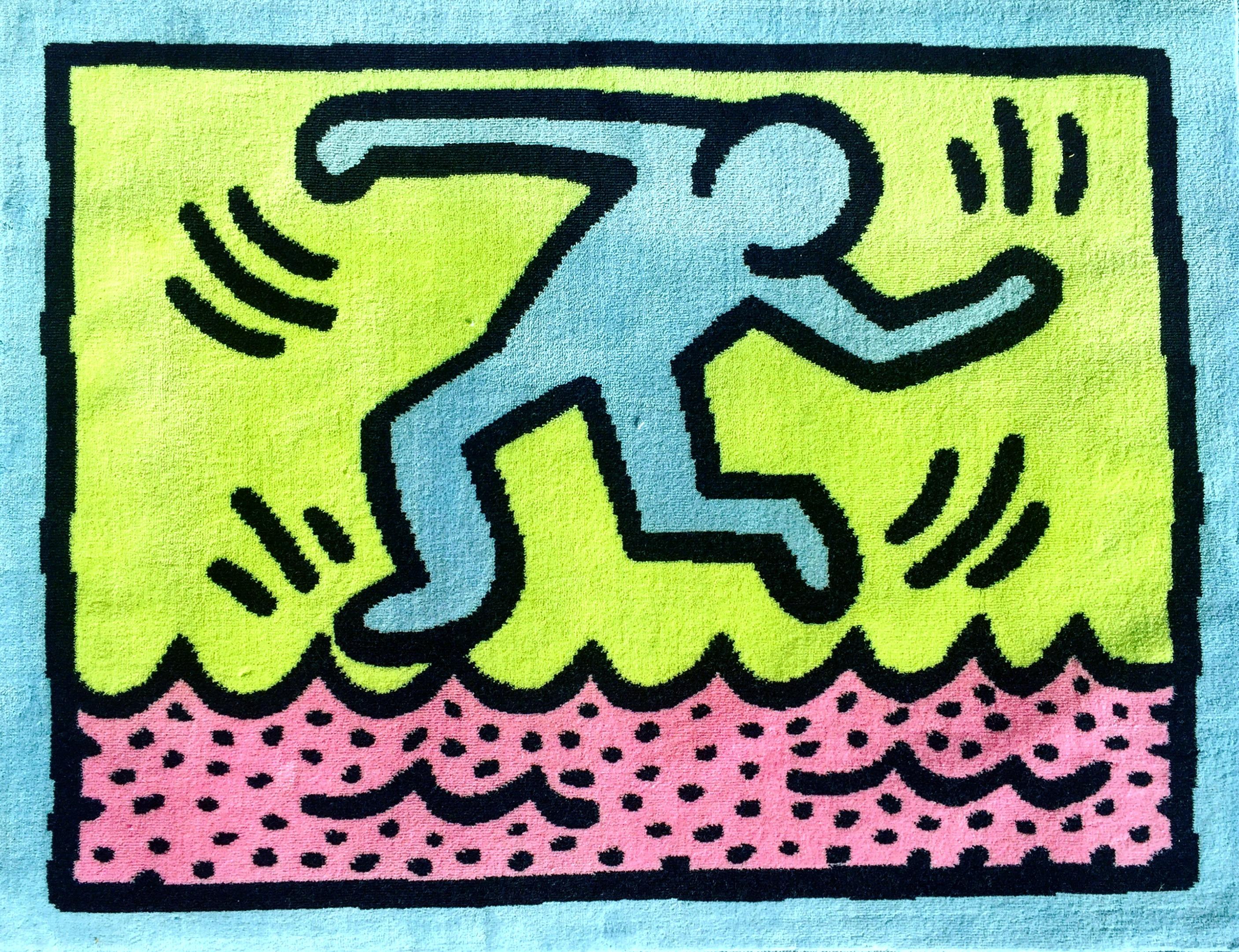 Keith Haring Bat