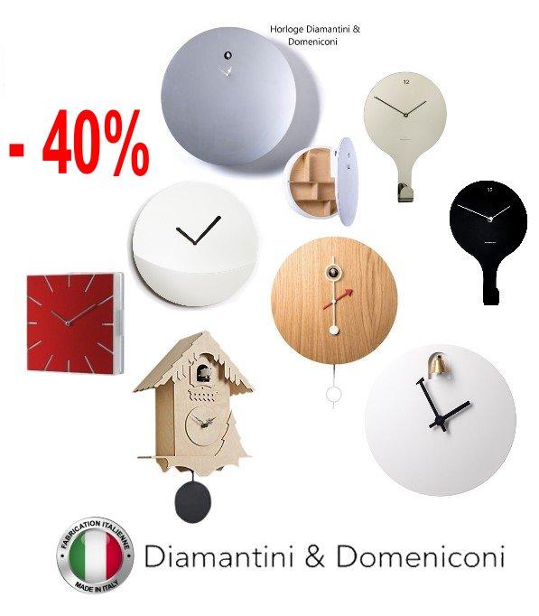 Horloge Diamntini