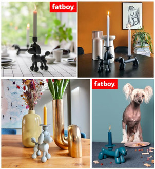 Can-Dolly  Candle Fatboy