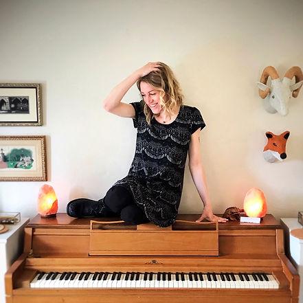 Michaela Kuenster Musician and Illustrator