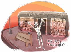 Melrose + Orlanda