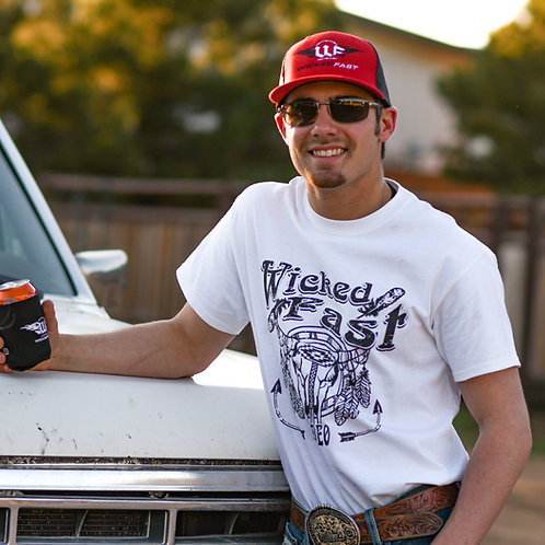 WF Wild Rodeo Company T-shirt