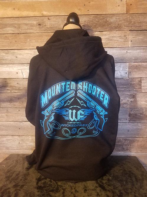Mounted Shooter Hoodie