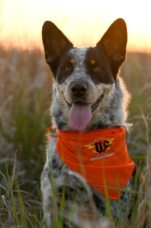 WF dog bandana