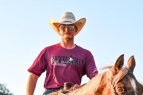 WF Rodeo Company T-shirt
