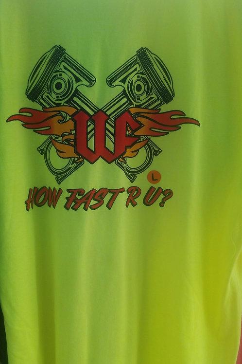 Neon How Fast R U