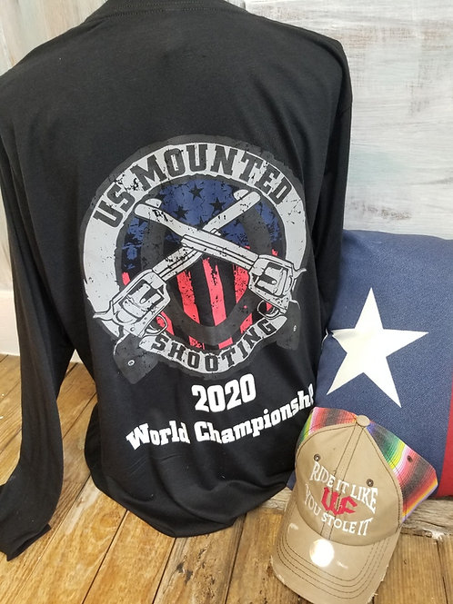 USMS World Championship Long Sleeve