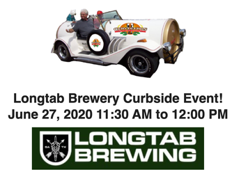 Upcoming Curbside Event - Longtab