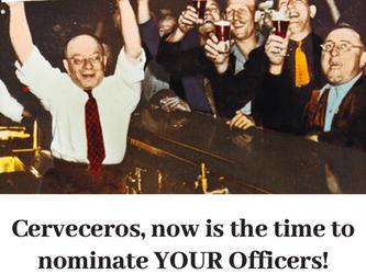 Officer Nominations