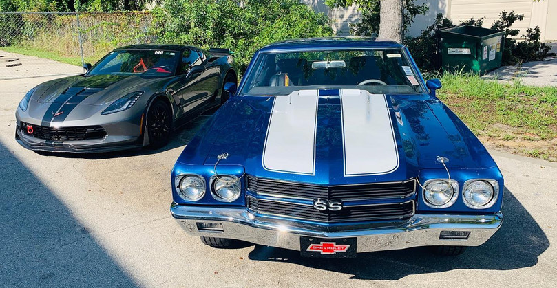 Muscle Cars in Naples