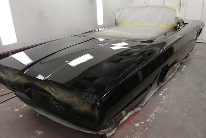 Car Restoration Paint _ Body