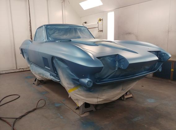 High End Paint Shop 1967 Corvette.jpg
