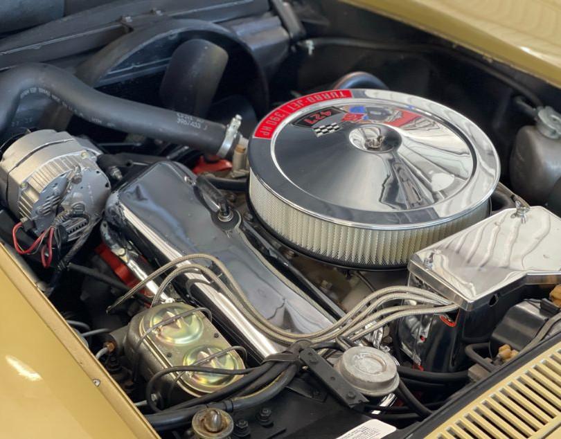 Engine (gold)