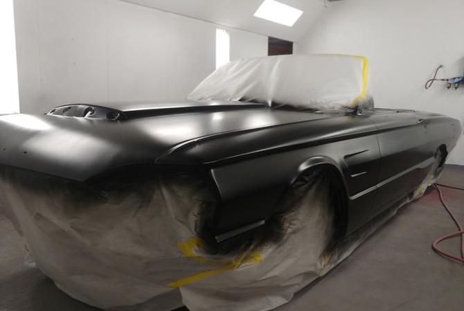Black Thunderbird Naples FL