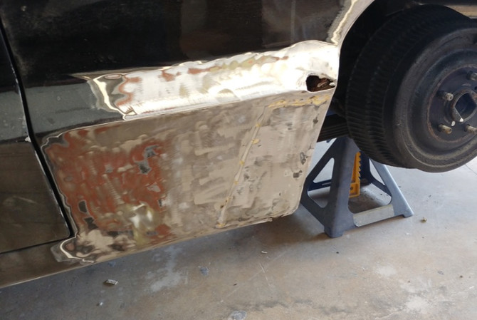 Car Restoration 1965 T-Bird
