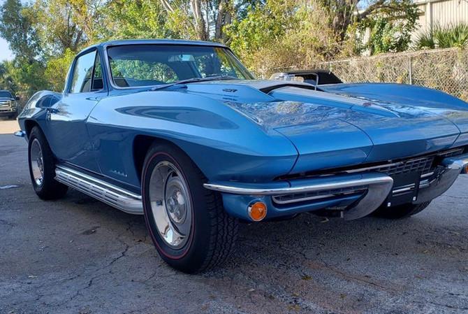 1967 Corvette Custom Paint Body Naples FL
