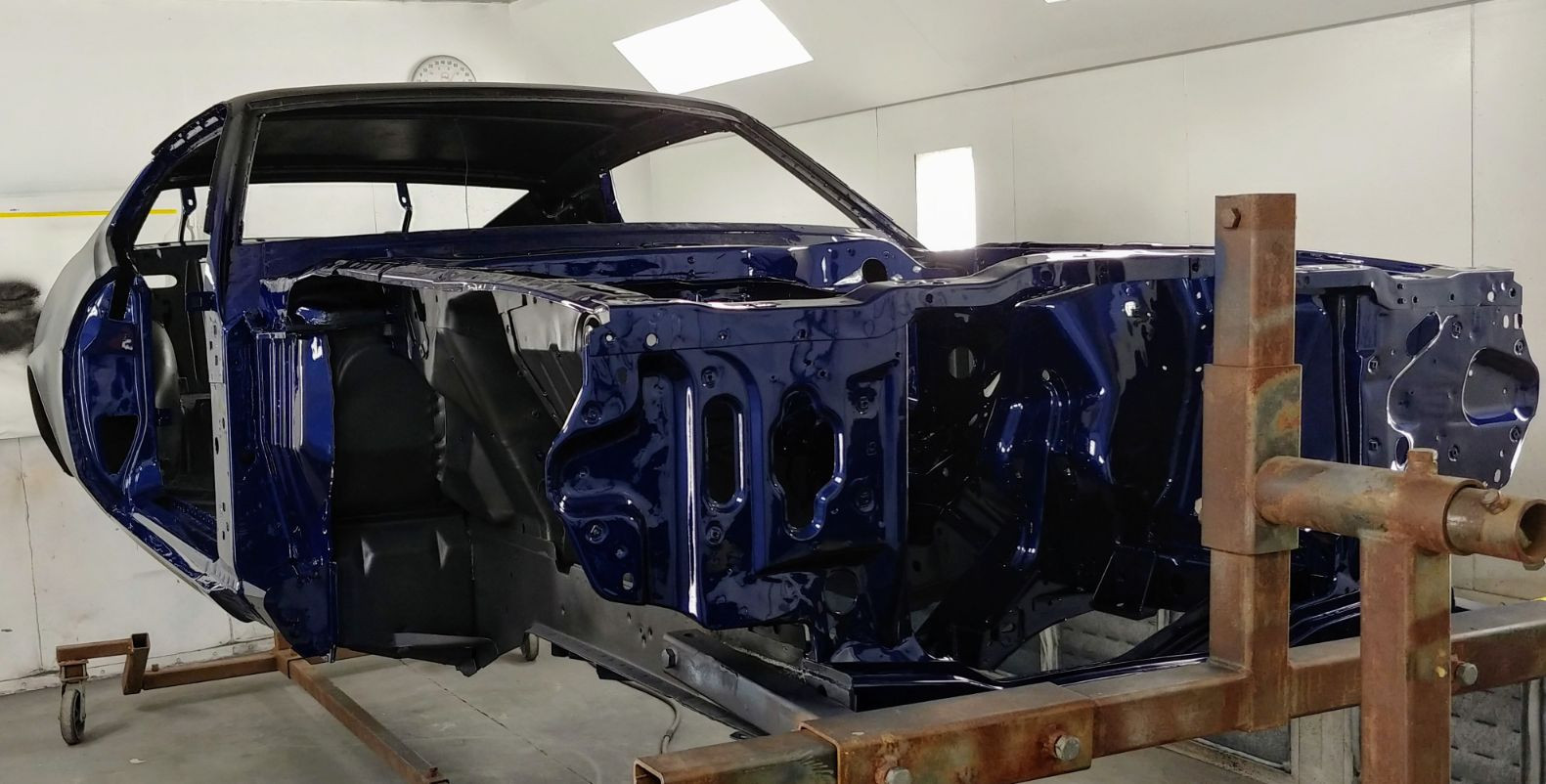 1973 Mustang - Restored Body