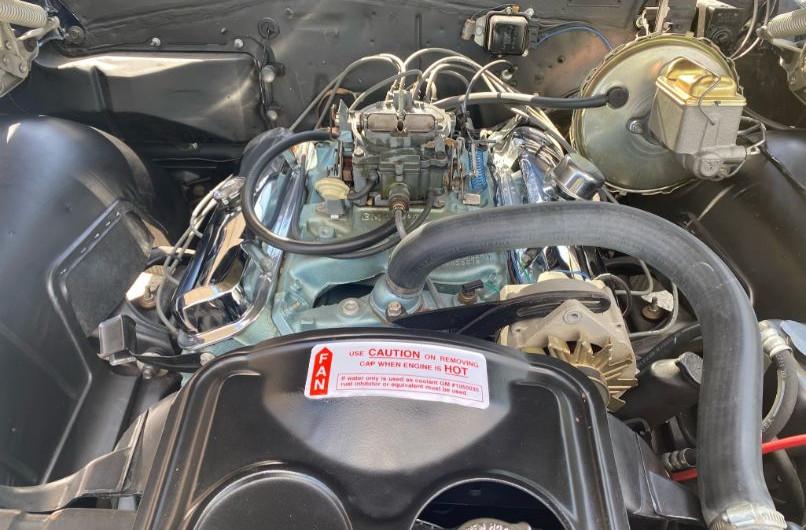 1967 Pontiac GTO - Engine 1