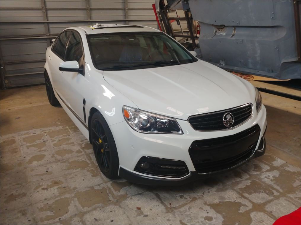 Chevy SS _ Holden