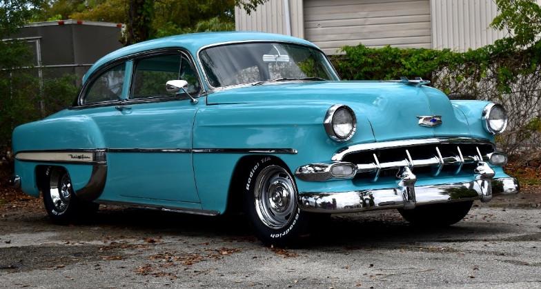 1954 Bel Air Upgrade