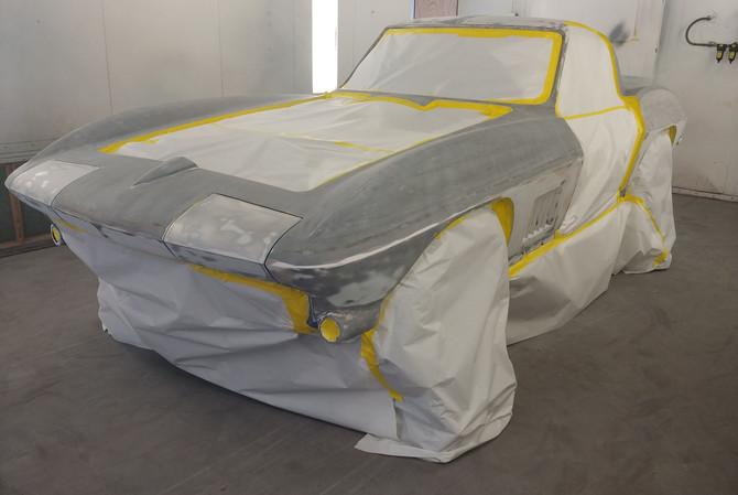 1967 Corvette Paint BPR Naples
