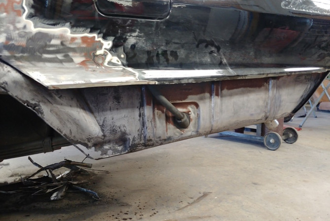 65 T-Bird Paint and Body(1)