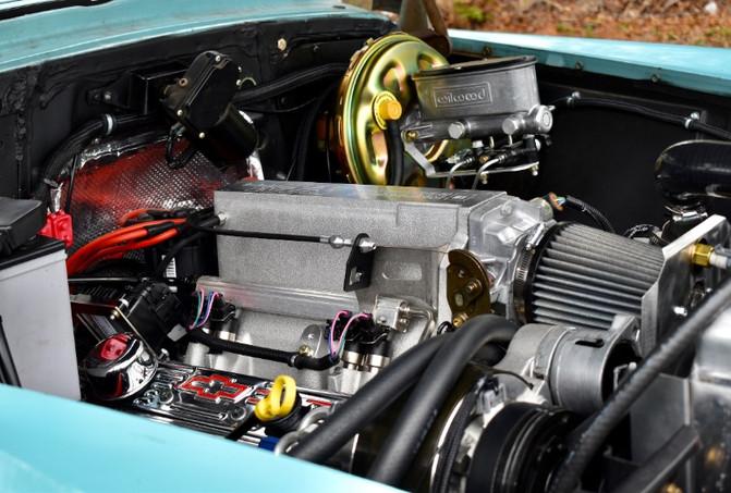 1954 Chevy Bel Air Resto-Mod