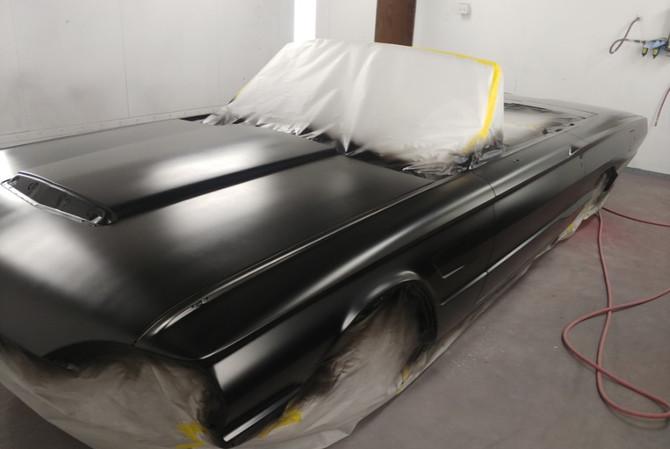 Car Restoration BPR Naples