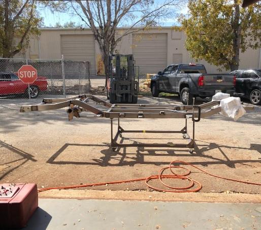 Art Morrison Chassis Suspension Upgrade